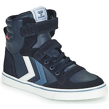 Pantofi Copii Pantofi sport stil gheata Hummel SLIMMER STADIL JR Albastru