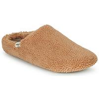 Pantofi Femei Papuci de casă Victoria NORTE BORREGUITO Bej