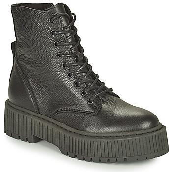 Pantofi Femei Ghete Steve Madden SKYHY Negru