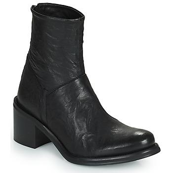 Pantofi Femei Cizme casual Regard FELIX Negru
