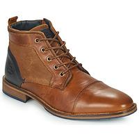 Pantofi Bărbați Ghete Bullboxer BENN Maro