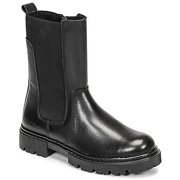 Pantofi Fete Ghete Bullboxer AJS504BLCK Negru