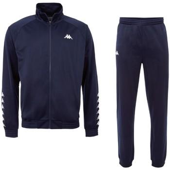 Îmbracaminte Bărbați Echipamente sport Kappa Till Training Suit Bleu marine