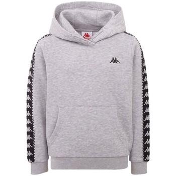 Îmbracaminte Bărbați Bluze îmbrăcăminte sport  Kappa Igon Sweatshirt Grise