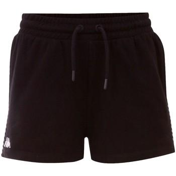 Îmbracaminte Femei Pantaloni scurti și Bermuda Kappa Irisha Shorts Noir