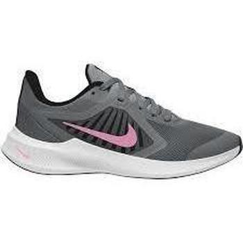 Pantofi Copii Trail și running Nike Downshifter 10 GS Negre, Gri, Roz