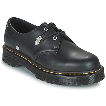 Pantofi Femei Pantofi Derby Dr Martens 1461 BEX STUD Negru