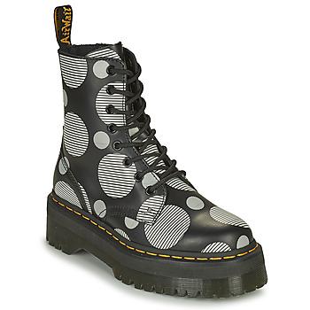 Pantofi Femei Ghete Dr Martens JADON Alb / Gri