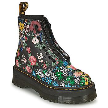 Pantofi Femei Ghete Dr Martens SINCLAIR Negru / Multicolor