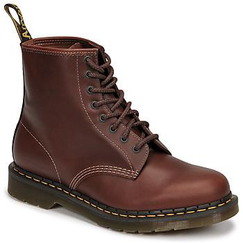 Pantofi Bărbați Ghete Dr Martens 1460 Maro