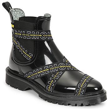 Pantofi Femei Cizme de cauciuc Lemon Jelly SOLYN Negru
