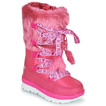 Pantofi Fete Cizme de zapadă Agatha Ruiz de la Prada APRESKI Roz