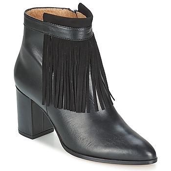 Pantofi Femei Botine Fericelli JOVELIO Negru