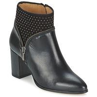 Pantofi Femei Botine Fericelli ANTILLO Negru