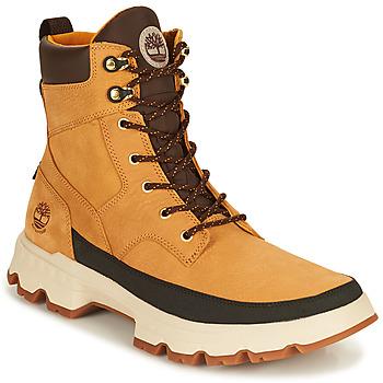 Pantofi Bărbați Ghete Timberland TBL ORIG ULTRA WP BOOT Galben-grâu