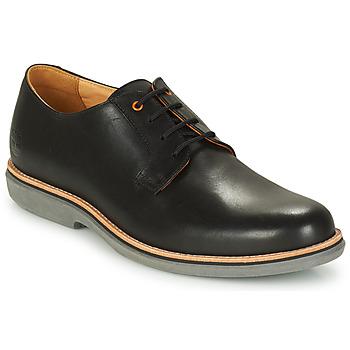 Pantofi Bărbați Pantofi Derby Timberland CITY GROOVE DERBY Negru