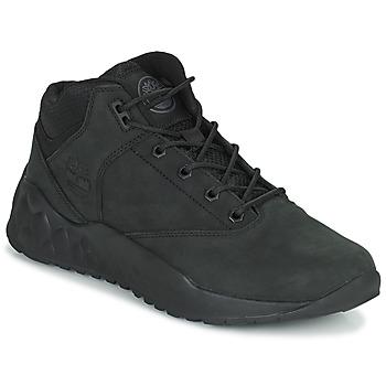 Pantofi Bărbați Pantofi sport stil gheata Timberland SOLAR WAVE SUPER OX Negru