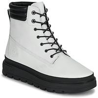 Pantofi Femei Ghete Timberland RAY CITY 6 IN BOOT WP Alb