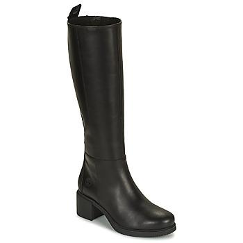 Pantofi Femei Cizme casual Timberland DALSTON VIBE TALL BOOT Negru