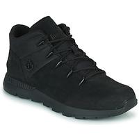 Pantofi Copii Pantofi sport stil gheata Timberland SPRINT TREKKER MID Negru
