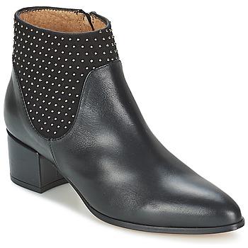 Pantofi Femei Botine Fericelli TAMPUT Negru