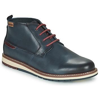 Pantofi Bărbați Ghete Pikolinos BERNA Albastru
