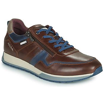 Pantofi Bărbați Pantofi sport Casual Pikolinos CAMBIL Maro / Albastru