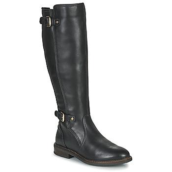 Pantofi Femei Cizme casual Pikolinos ALDAYA Negru