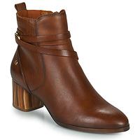 Pantofi Femei Botine Pikolinos CALAFAT Maro