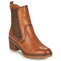 Pantofi Femei Botine Pikolinos LLANES Maro