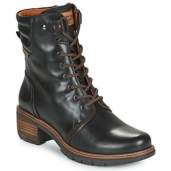 Pantofi Femei Botine Pikolinos SAN SEBASTIA Negru