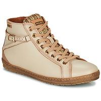 Pantofi Femei Pantofi sport stil gheata Pikolinos LAGOS Bej