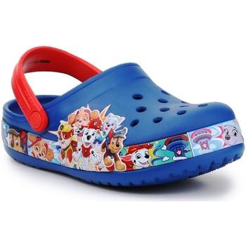 Pantofi Băieți Sandale  Crocs FL Paw Patrol Band Clog 205509-4GX red, navy