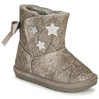 Pantofi Fete Cizme casual Chicco CLOVY Argintiu