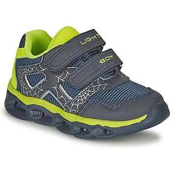 Pantofi Băieți Pantofi sport Casual Chicco CHIRO Albastru / Galben