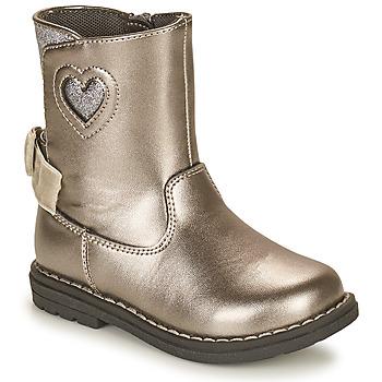 Pantofi Fete Cizme casual Chicco CALLINA Argintiu