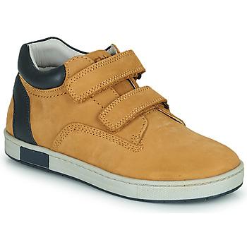 Pantofi Băieți Pantofi sport stil gheata Chicco CODY Maro / Albastru