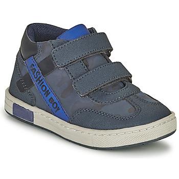 Pantofi Băieți Pantofi sport stil gheata Chicco CORFU Albastru