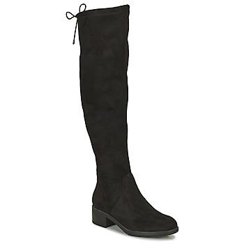 Pantofi Femei Cizme casual Tamaris GUILIA Negru