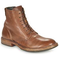 Pantofi Bărbați Ghete Moma MINSK Maro