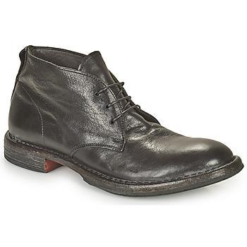 Pantofi Bărbați Ghete Moma MINSK Negru
