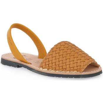 Pantofi Femei Sandale  Rio Menorca RIA MENORCA MUSTARD 3039 Arancione