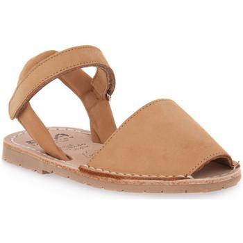 Pantofi Fete Sandale  Rio Menorca RIA MENORCA CUERO NABOUK Marrone