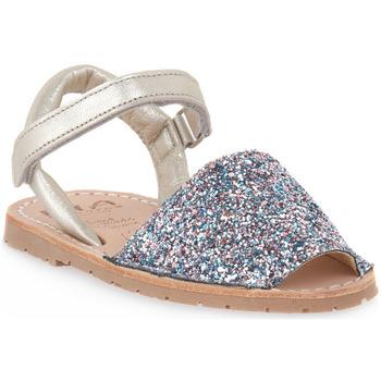 Pantofi Fete Sandale  Rio Menorca RIA MENORCA  C39 GLITTER Grigio