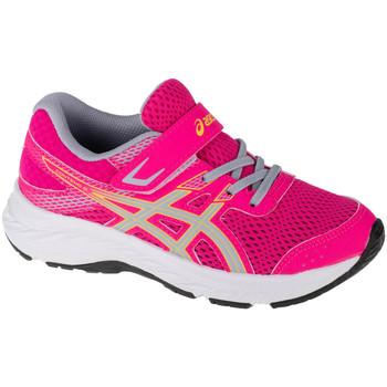 Pantofi Copii Fitness și Training Asics Contend 6 PS Rose