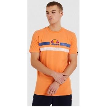 Îmbracaminte Bărbați Tricouri mânecă scurtă Ellesse CAMISETA CORTA HOMBRE  SHI09758 portocaliu