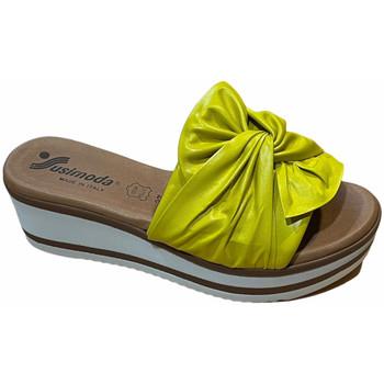 Pantofi Femei Papuci de vară Susimoda SUSI1909sun nero