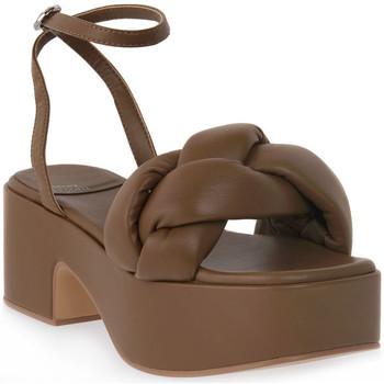 Pantofi Femei Sandale  Jeffrey Campbell BRO BRAIDED Marrone