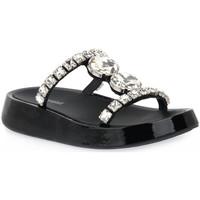Pantofi Femei Papuci de vară Jeffrey Campbell BLA ZAHO Nero