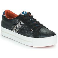 Pantofi Femei Pantofi sport Casual Desigual STREEET ETHNIC Negru